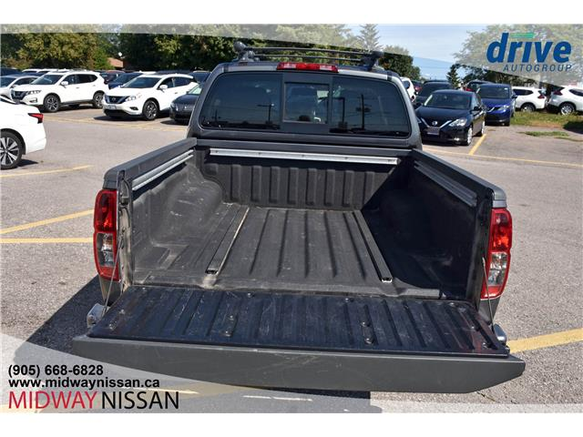 2019 Nissan Frontier PRO-4X (Stk: U1866R) in Whitby - Image 13 of 31