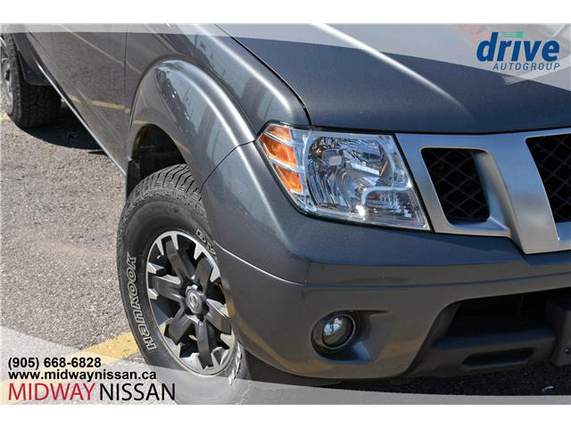 2019 Nissan Frontier PRO-4X (Stk: U1866R) in Whitby - Image 16 of 31