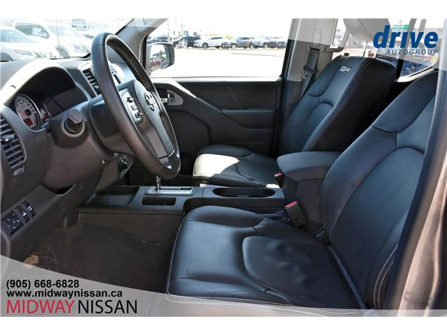 2019 Nissan Frontier PRO-4X (Stk: U1866R) in Whitby - Image 18 of 31