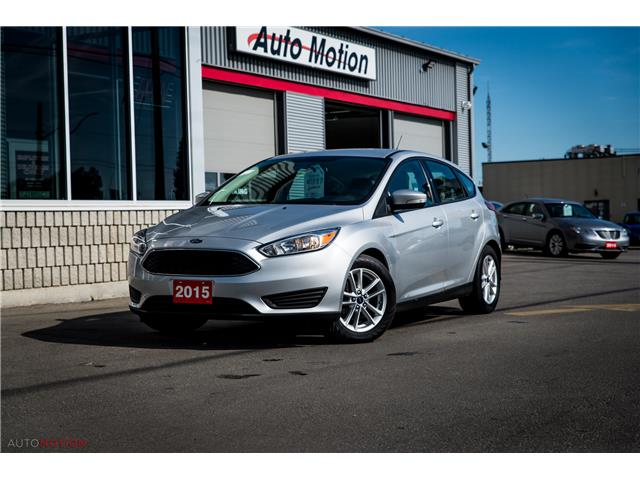 2015 Ford Focus SE (Stk: 191004) in Chatham - Image 1 of 21