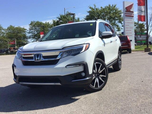 2020 Honda Pilot Touring 8P (Stk: 20024) in Barrie - Image 1 of 25