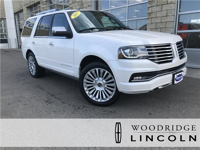 2017 Lincoln Navigator Reserve (Stk: K-1577A) in Calgary - Image 1 of 24