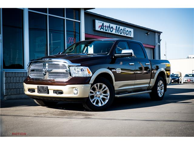 2015 RAM 1500 Longhorn (Stk: 191071) in Chatham - Image 1 of 30