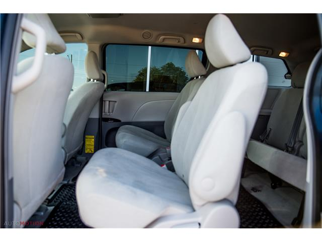 2014 Toyota Sienna 7 Passenger (Stk: 19852) in Chatham - Image 23 of 24