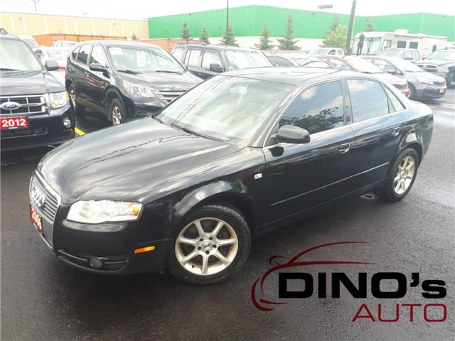 2006 Audi A4 2.0T (Stk: 200024) in Orleans - Image 1 of 28
