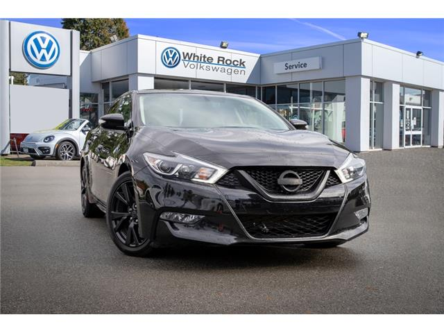 2017 Nissan Maxima SV (Stk: KA590931A) in Vancouver - Image 1 of 23