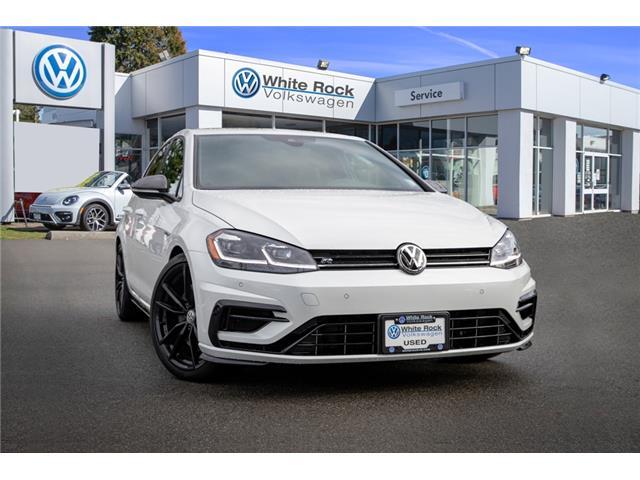 2019 Volkswagen Golf R 2.0 TSI (Stk: KG141460) in Vancouver - Image 1 of 24