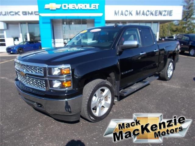 2015 Chevrolet Silverado 1500  (Stk: 29181) in Renfrew - Image 1 of 8