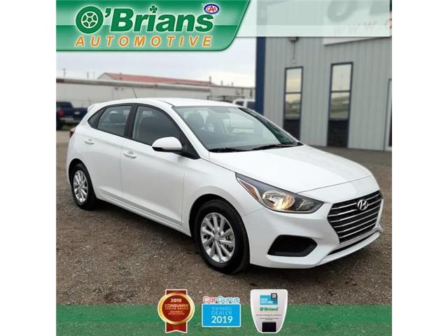 2019 Hyundai Accent Preferred (Stk: 12869A) in Saskatoon - Image 1 of 23