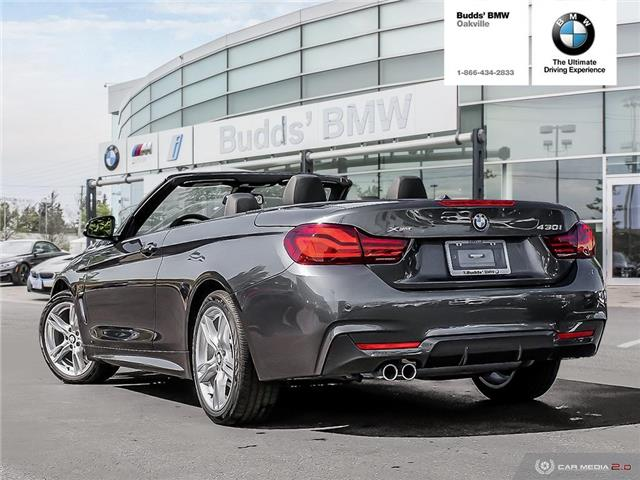 2020 BMW 430i xDrive (Stk: B710587) in Oakville - Image 4 of 24