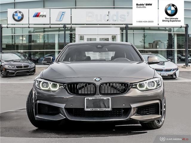 2020 BMW 440i xDrive (Stk: B705109) in Oakville - Image 2 of 25