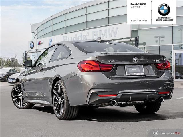 2020 BMW 440i xDrive (Stk: B705109) in Oakville - Image 4 of 25