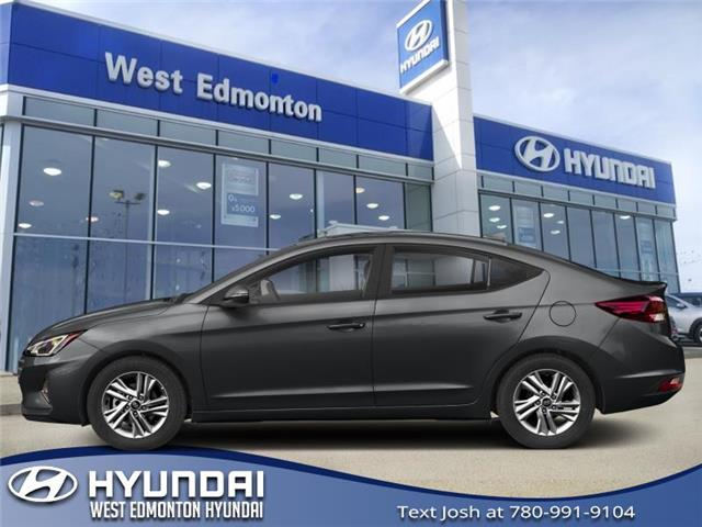 2019 Hyundai Elantra  (Stk: E4655) in Edmonton - Image 1 of 1