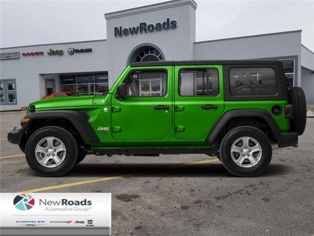 2020 Jeep Wrangler Unlimited Sahara (Stk: W19357) in Newmarket - Image 1 of 1