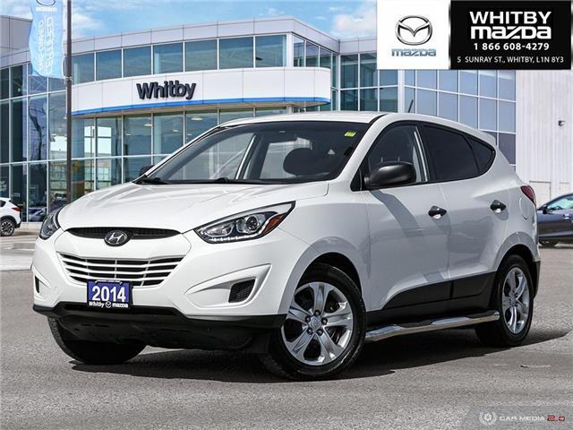 2014 Hyundai Tucson GL KM8JT3AF9EU791348 P17489 in Whitby
