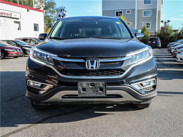 2016 Honda CR-V SE (Stk: 32800-1) in Ottawa - Image 2 of 28