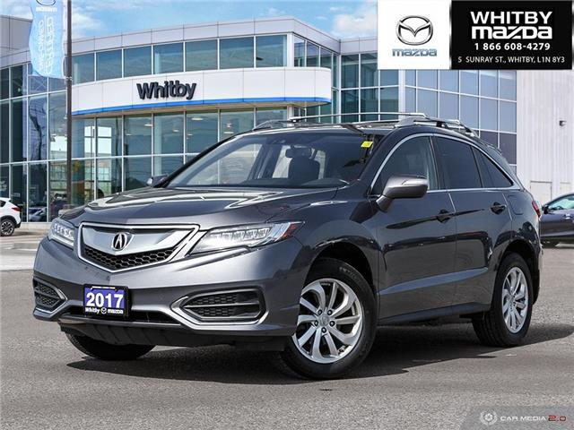2017 Acura RDX Tech 5J8TB4H58HL801642 P17480 in Whitby