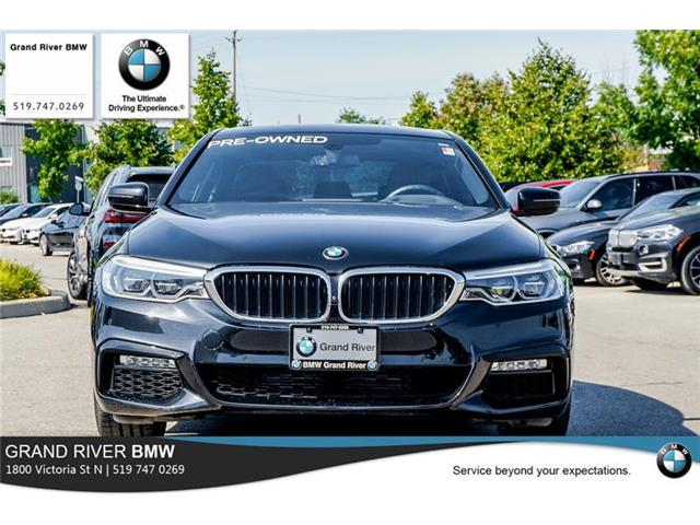 2018 BMW 540d xDrive (Stk: PW5013) in Kitchener - Image 2 of 22