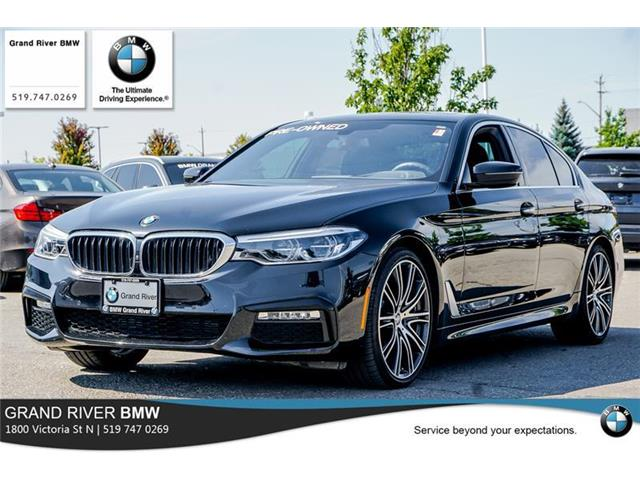 2018 BMW 540d xDrive (Stk: PW5013) in Kitchener - Image 3 of 22