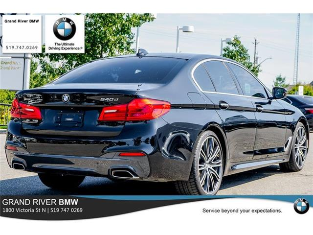 2018 BMW 540d xDrive (Stk: PW5013) in Kitchener - Image 7 of 22
