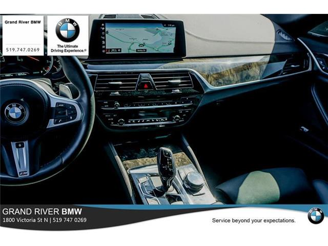 2018 BMW 540d xDrive (Stk: PW5013) in Kitchener - Image 16 of 22