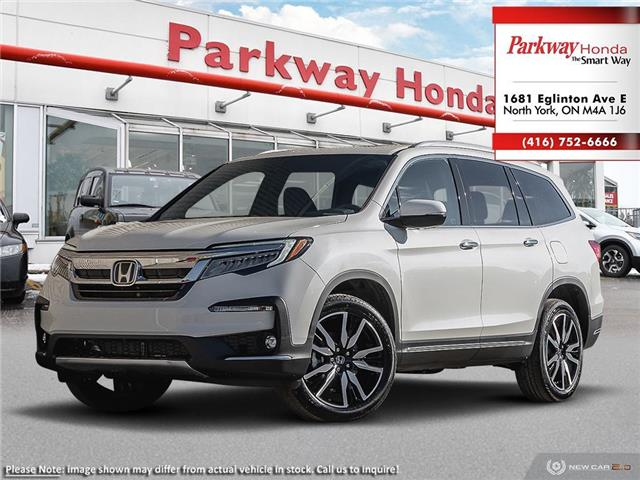 2020 Honda Pilot Touring 7P (Stk: 23008) in North York - Image 1 of 23