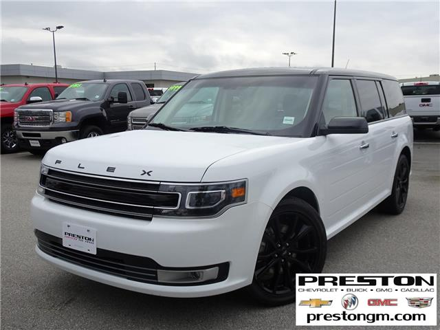 2017 Ford Flex Limited (Stk: 9005741) in Langley City - Image 1 of 30