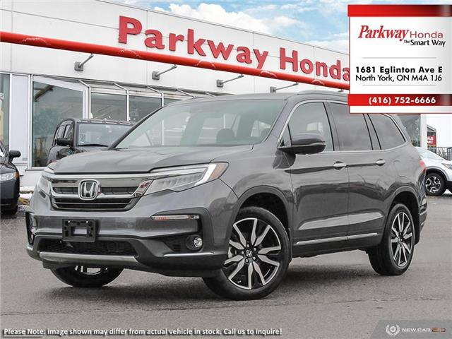 2020 Honda Pilot Touring 8P (Stk: 23012) in North York - Image 1 of 22
