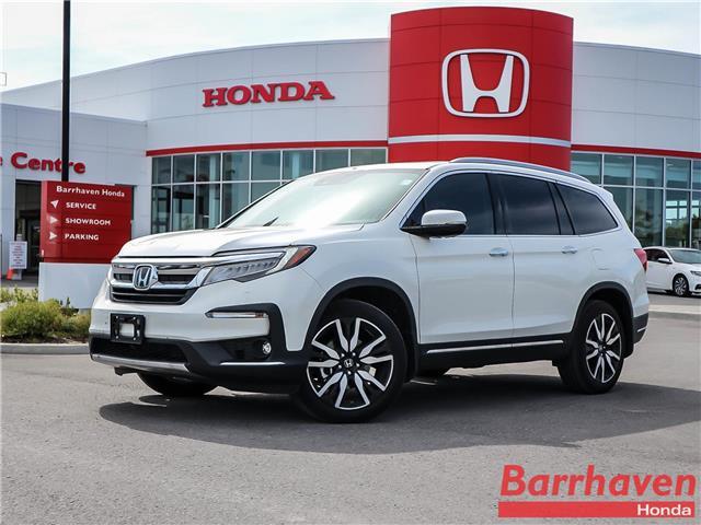 2019 Honda Pilot Touring (Stk: B0401) in Ottawa - Image 1 of 27