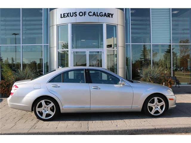 2008 Mercedes-Benz S450 4MATIC Sedan (Stk: 190715A) in Calgary - Image 2 of 13