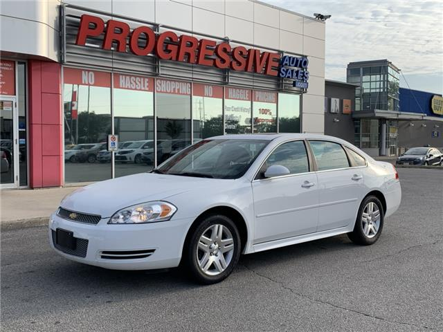 2014 Chevrolet IMPALA LIMITED LT (Stk: E1131882T) in Sarnia - Image 1 of 19