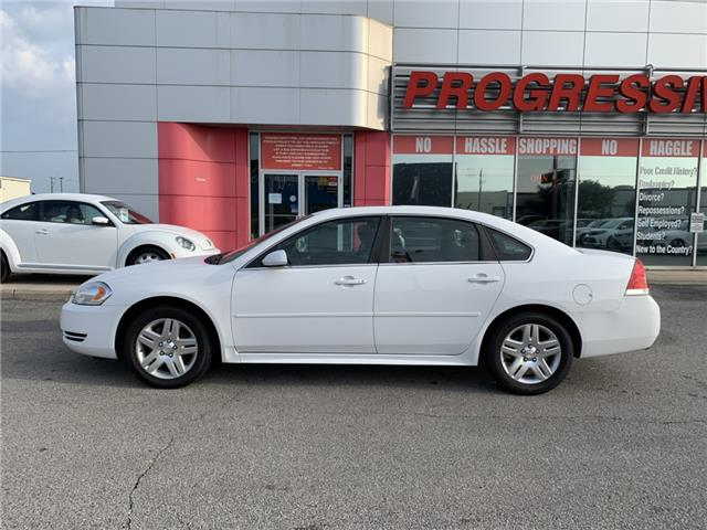 2014 Chevrolet IMPALA LIMITED LT (Stk: E1131882T) in Sarnia - Image 4 of 19