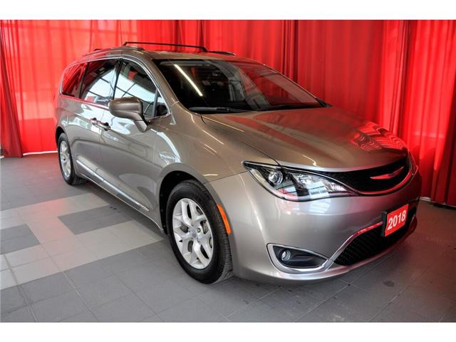 2018 Chrysler Pacifica Touring-L Plus (Stk: BB0318) in Listowel - Image 1 of 7