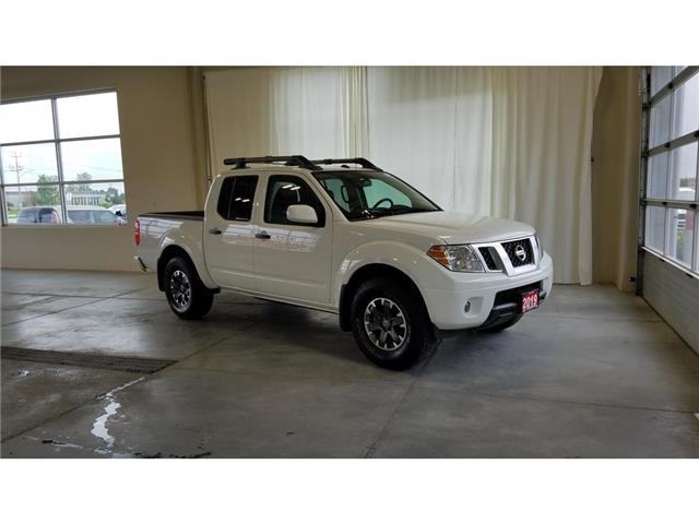 2019 Nissan Frontier PRO-4X (Stk: BB0356) in Stratford - Image 1 of 18