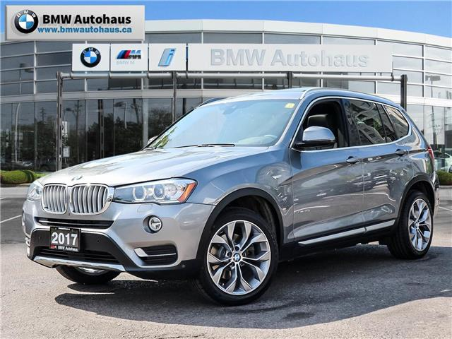 2017 BMW X3 xDrive35i (Stk: P9112) in Thornhill - Image 1 of 29