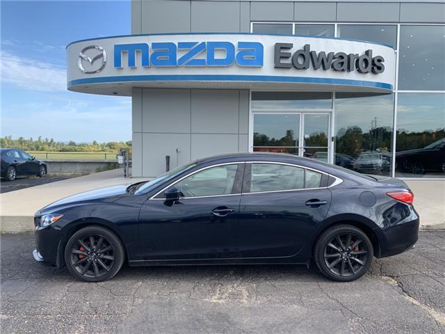 2017 Mazda MAZDA6 GS (Stk: 22006) in Pembroke - Image 1 of 12