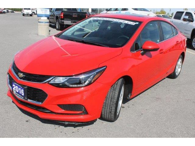 2016 Chevrolet Cruze LT Auto (Stk: 16643) in Carleton Place - Image 1 of 19