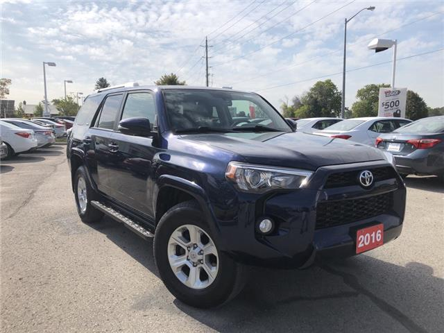 2016 Toyota 4Runner SR5 (Stk: P1935) in Whitchurch-Stouffville - Image 4 of 18
