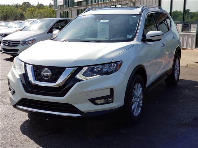 2019 Nissan Rogue SV (Stk: 10550) in Lower Sackville - Image 1 of 21