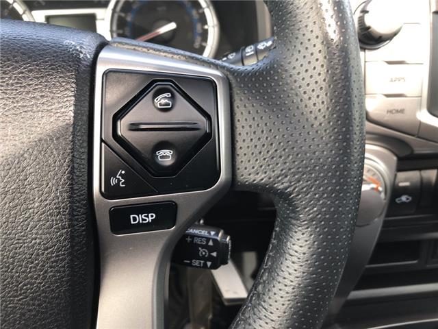 2016 Toyota 4Runner SR5 (Stk: P1935) in Whitchurch-Stouffville - Image 11 of 18