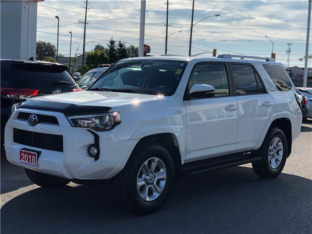 2018 Toyota 4Runner SR5 (Stk: W4846A) in Cobourg - Image 1 of 25