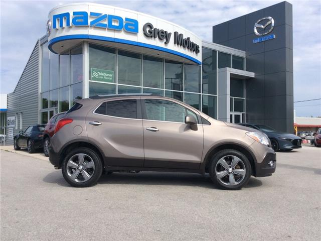 2013 Buick Encore Convenience (Stk: 19049A) in Owen Sound - Image 1 of 21