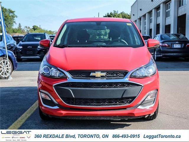 2019 Chevrolet Spark 1LT CVT (Stk: T11635) in Etobicoke - Image 2 of 24