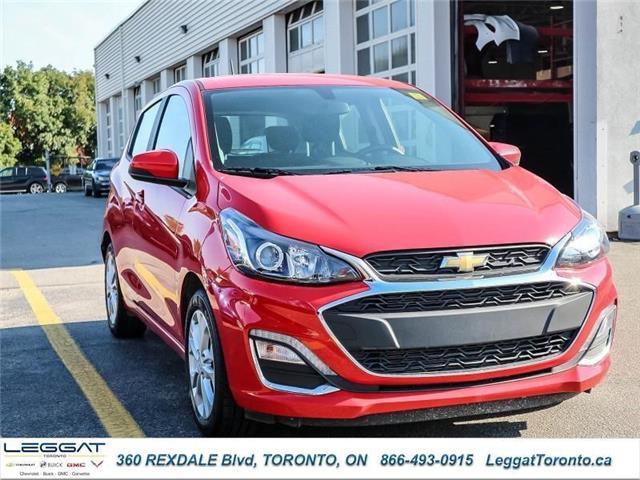 2019 Chevrolet Spark 1LT CVT (Stk: T11635) in Etobicoke - Image 3 of 24