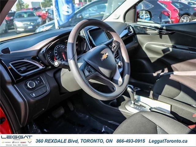 2019 Chevrolet Spark 1LT CVT (Stk: T11635) in Etobicoke - Image 10 of 24