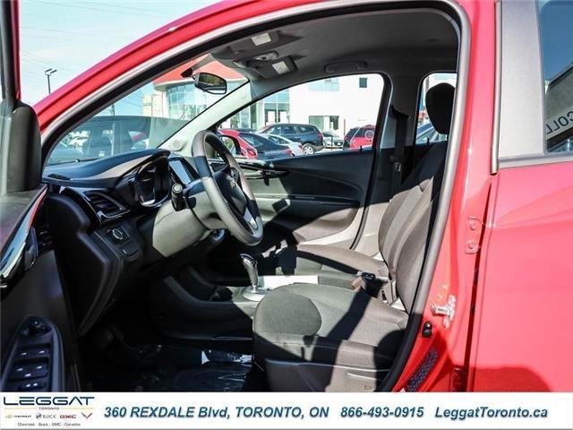2019 Chevrolet Spark 1LT CVT (Stk: T11635) in Etobicoke - Image 11 of 24
