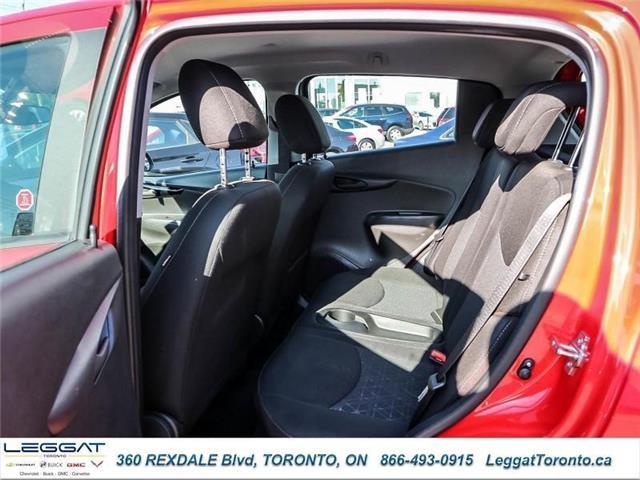 2019 Chevrolet Spark 1LT CVT (Stk: T11635) in Etobicoke - Image 12 of 24