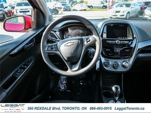 2019 Chevrolet Spark 1LT CVT (Stk: T11635) in Etobicoke - Image 14 of 24