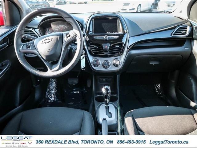 2019 Chevrolet Spark 1LT CVT (Stk: T11635) in Etobicoke - Image 15 of 24