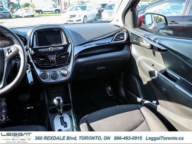2019 Chevrolet Spark 1LT CVT (Stk: T11635) in Etobicoke - Image 16 of 24